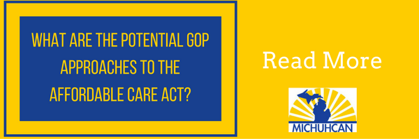 What Are Potential GOP Approaches to ACA?
