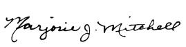 margie_signature